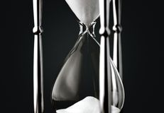 hourglass fotografia de stock royalty free