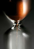 Hourglass. Chronometer measurement of time  saturn planet Stock Images