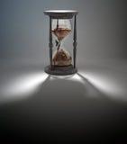 Hourglass antigo ilustração do vetor