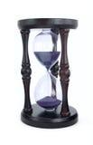 Hourglass antiquado imagens de stock royalty free