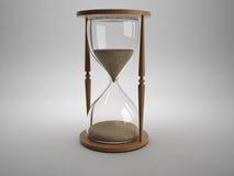 Hourglass bonito ilustração royalty free