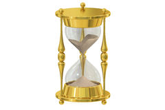 Hourglass, 3D rendering Obraz Royalty Free