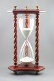 Hourglass decorativo. imagem de stock royalty free