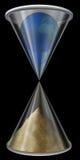Hourglass do mundo fotografia de stock royalty free