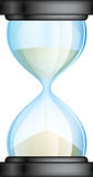 Hourglass  illustration Royalty Free Stock Image