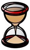 Hourglass - Illustration Stock Photo