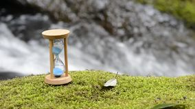 Hourglass na mech zbiory