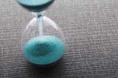 Hourglass retro fotografia de stock