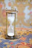 Hourglass retro imagens de stock royalty free