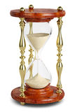 Hourglass, sandglass retro Stock Photos