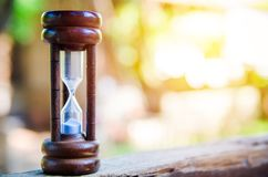 Free Hourglass Time Passing Concept For Business Deadline, Urgency And Running Out Of Time Stock Image - 164902491