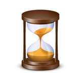 Hourglass vector illustration Stock Photography