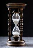 Hourglass velho imagem de stock royalty free