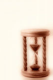 Hourglass XL imagem de stock royalty free