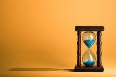 Hourglass zegar Zdjęcia Stock