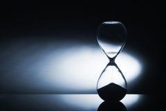 Hourglass zegar Zdjęcie Royalty Free