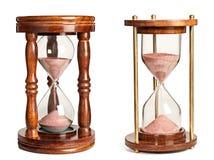 Hourglasses imagem de stock royalty free