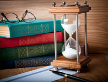Hourglasses Royalty Free Stock Photo