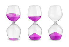 Hourglasses Stock Photos