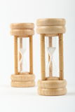 Hourglasses Royalty Free Stock Image