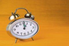 Hours an alarm clock Stock Image