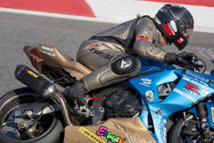 24Hours de Catalunya Motorcycling Photographie stock