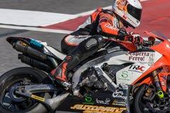 24Hours de Catalunya Motorcycling Stock Photo