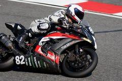 24Hours de Catalunya Motorcycling Royalty Free Stock Photo