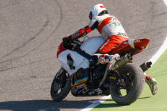 24Hours de Catalunya Motorcycling Royalty Free Stock Photo