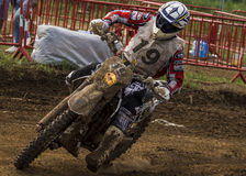 24 HOURS MOTOCROSS ENDURANCE RACE Royalty Free Stock Images