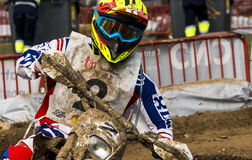 24 HOURS MOTOCROSS ENDURANCE RACE Stock Images