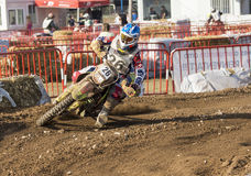 24 HOURS MOTOCROSS ENDURANCE RACE Royalty Free Stock Photography