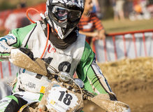 24 HOURS MOTOCROSS ENDURANCE RACE Stock Photography