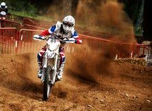 24 HOURS MOTOCROSS ENDURANCE RACE Royalty Free Stock Photos