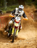 24 HOURS MOTOCROSS ENDURANCE RACE Stock Images