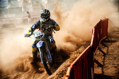 24 HOURS MOTOCROSS ENDURANCE RACE stock photos