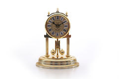 Hours with a pendulum Royalty Free Stock Image