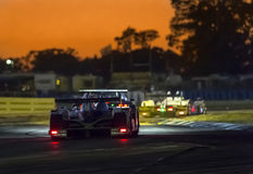 12 Hours of Sebring Stock Image