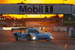12 Hours of Sebring Stock Photography