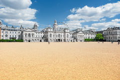 Hourse Guards Parade, London. Stock Image