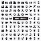 Hous icons Stock Image