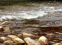 Housatonic rzeki kontrpara zdjęcie stock