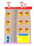 House 07 vector illustration