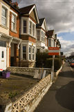 The house. The old victorian house for sale Stock Photography