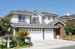 House 15. A house in Newport Beach, CA Royalty Free Stock Photos