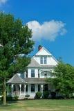 House. A beautiful house in Ohio, USA Stock Photos