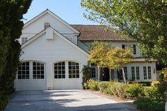 House 18. A house in Newport Beach, CA Stock Photos