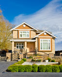 A House. Royalty Free Stock Photography