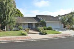 House 21. A house in Newport Beach, CA Stock Photo