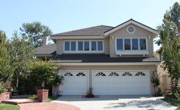 House 23. A house in Newport Beach, CA Stock Photos